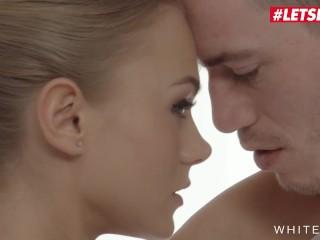 White Boxxx - Nancy A Stunning Big Natural Boobs Ukrainian Babe Has Sensual Orgasmic Sex