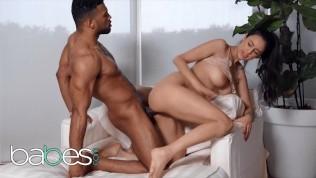 Babes – Small tit Eliza Ibarra Loves Big Black dick