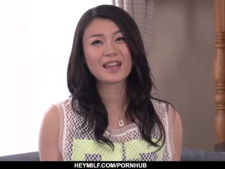 Hot japan girl Kyoko N in beautiful sex video