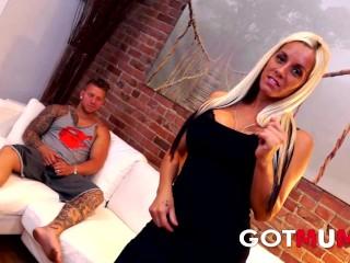 GotMum - Big Bouncing Boobs Cougar get her Ass Drilled