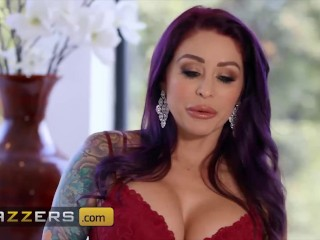 Brazzers - Sexy Milf Monique Alexander Enjoyed Keiran's Big Cock