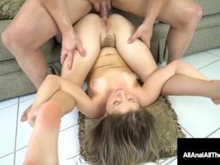 Little Beauty Vienna Rose Butt Banged In Her Sweet Puckering Asshole!