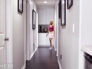 Teen Babysitter Sneaks Her Ex Boyfriend In - Wicked Pictures
