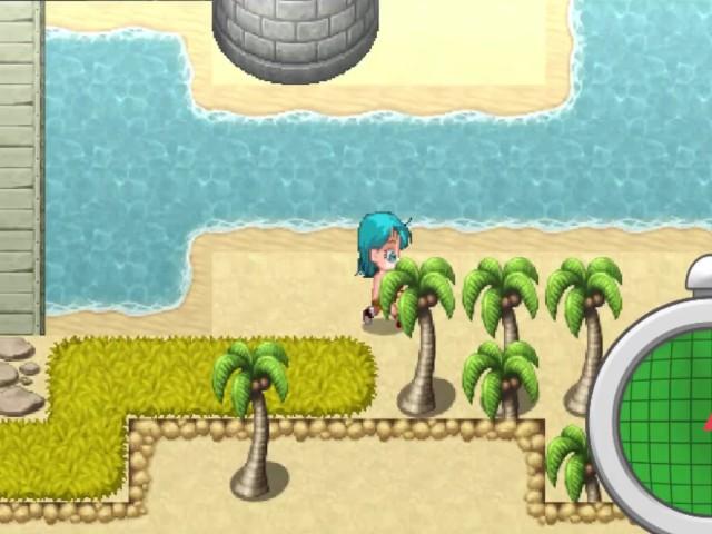 Sinfully Fun Games #47 Bulma%27s Quest
