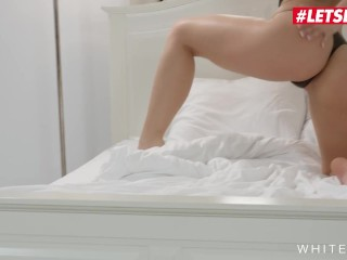 White Boxxx - Jolee Love Horny Busty German Babe Intense Passionate Love Making With BF