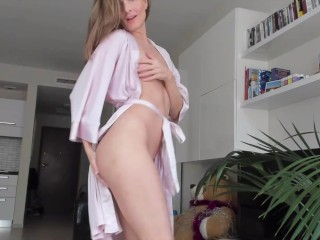 Oily Strip Dance and Tease for You
