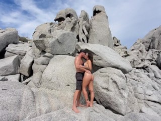SinsLife - Epic Public Vacation Beach Sex