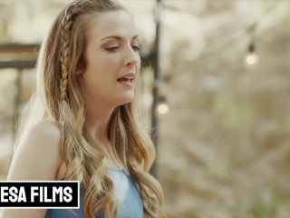 Bellesa - Isiah Maxwell Big Dick Fucks Small Tits Karla Kush After Yoga