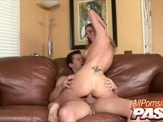 Cum In The Mouth Finishd For Babe Kayla Paige