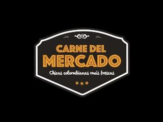 Carne Del Mercado - Lola Puentes Big Ass Latina Babe First Hardcore Casting With Big Dick Stud