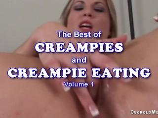Of/make hot creampie suck best