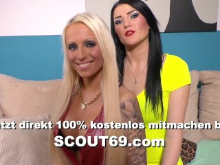 German Dirty Talk in Red - Amateur Pornstar JOI you to Cum