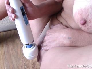 Gilf/leo/orgasm hopping fit mature clit