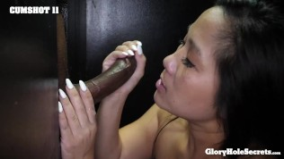 Chubby Hot Mom Fucks And Sucks In The GH