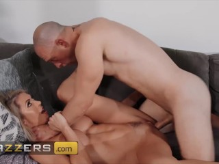 Brazzers – Busty Hot mom Holly Hotwife Bounces on Her Fresh Step Son's Deep Shaft