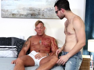 ExtraBigDicks - Cub Craves Big Dick From Muscle Hunk