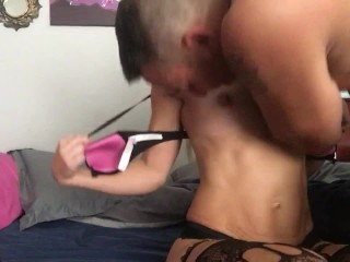 Throat/wolfe/pussy pussy eating missed deep