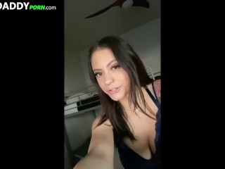 PHAT Ass Teen That Loves To Ride Her SugarDaddies Cock - Loves Getting Fucked HARD