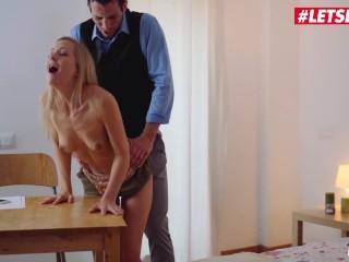 XXXShades - Alexa Tomas Sexy Spanish Babe Hot Pussy Fucking During Therapy Session - LETSDOEIT