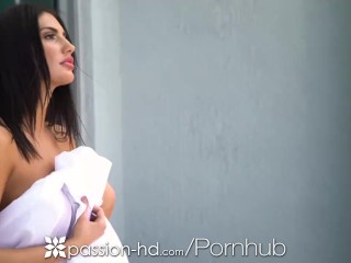 PASSION-HD Hot Girls Love Romantic Sex