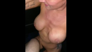 I Fucked My Step Sister And Her Friend In My Truck