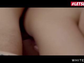 WhiteBoxxx - COMPILATION Beautiful Big Ass Girls Intense Threesome Lovemaking - LETSDOEIT