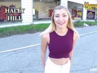 ChicasLoca - Vyvan Hill Young Hot Ass Serbian Babe Intense Public Fuck With Her Boyfriend