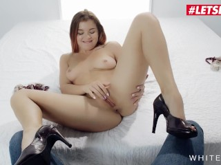 WhiteBoxxx - Renata Fox Young Hot Ass Russian Babe Passionate Sex With Her Lover - LETSDOEIT
