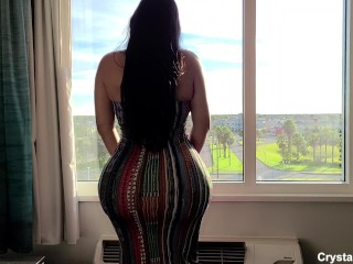 Sexy Thick Amateur Latina Gets Tricked into fucking her Big Dick Casting Agent in a Hotel