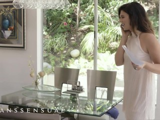 TransSensual - Stunning TS Kendall Penny Enjoys Good Fuck By a Younger Dude Michael Delray