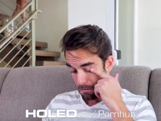 HOLED Step Sis Gets Anal Fucked