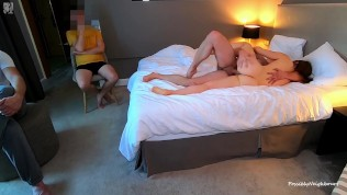 Creampied by 3 Men in a Row – Make Me Pregnant!