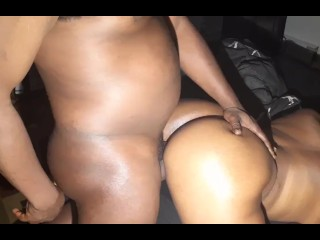 PHAT ASS EBONY BOOTY LOUD PUSSY FARTS SHE ONLY WANT'S BIG DICK BACKSHOTS