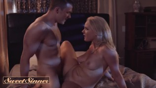 Sweet Sinner – Busty Blonde Lisey Sweet In A Hot Romantic Fuck With Her Friend