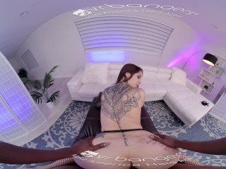VR BANGERS Hardcore Therapist Is Hungry For Black whore Shaft VR Sex videos