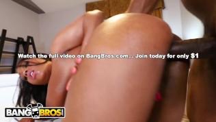 BANGBROS – Curvy Ebony MILF Ms. Yummy Making Davin King's Day