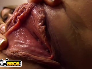 BANGBROS - Adrianna Leigh Stuffed With Big Black Dick On Monsters Of Cock