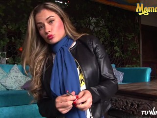 TuVenganza - Anastasia Rey Big Tits Latina Colombiana Gets Her Pussy Fucked Hard By Her Horny Neighbour