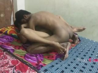 Telugu Couple Fucking in Their bedroom