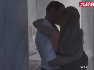 WhiteBoxxx - Alya Stark Hot Russian Teen Intense Passionate Sex With Her Horny Boyfriend - LETSDOEIT