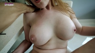 Fucking My Hot New Step Mom with Huge Tits for the First Time – Amiee Cambridge