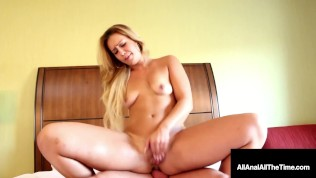 Sweet Latina Kelsi Monroe Takes A Cock In Her Asshole & A Warm Creampie!