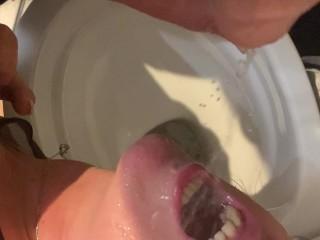 Cum/lot pee my next cum