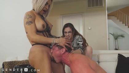Sex video trans