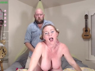 Daddy Smashes Pregnant Bunnie Hairy Armpit Before Amazon Position