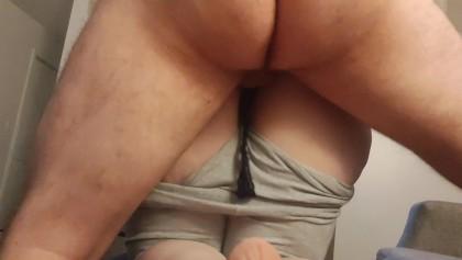 Sexy Unterwäsche Strip Fick