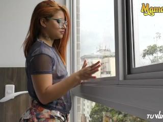 TuVenganza - Jesica Dulce Big Booty Colombian Cheating Girlfriend Enjoys Big Cock