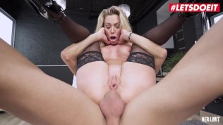 HerLimit – Isabelle Deltore Huge Ass Australian MILF Rough Anal Fucking Till Climax