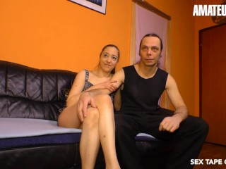 SexTapeGermany - Kinky German Mature Intense Pussy Fuck On Camera With Her Horny Lover - AMATEUREURO