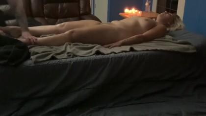 Milf massage german German Mature